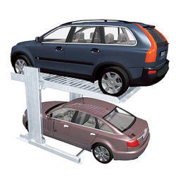 One On One Car Stacker System