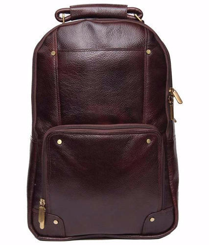 5ad623cfda New Genuine Laptop Backpack Office Bag Brown Tan Black Color ...