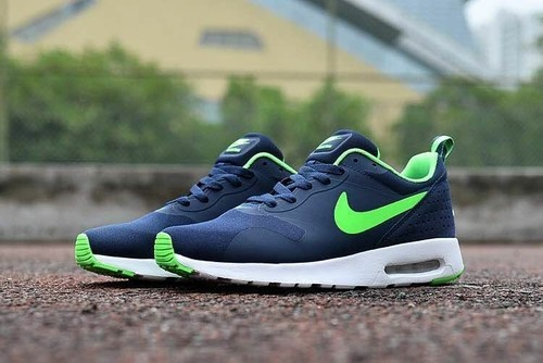 466feadda Casual And Running Blue Green Nike Sport Shoes, Size: 6 To 9, Rs ...