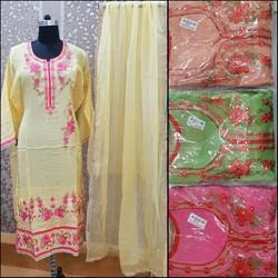 Designer Suits - Georgette Suit Manufacturer from New Delhi