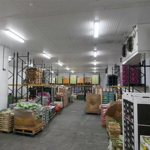 Room Store Warehouse: Cold Storage Freezing Service, Frozen Cold Storage, कोल्ड