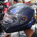 Full Faced Helmet