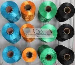 Polyester High Tenacity Dyed Yarn
