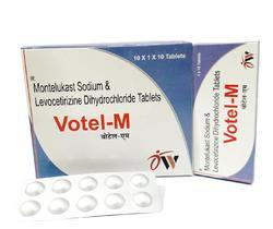 Montelukast Sodium and Levocetirizine Tablets