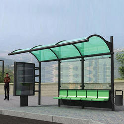 Dome FRP Bus Stop