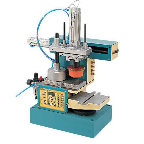 semi automatic ms brand printing machine rs 125000 number meditek