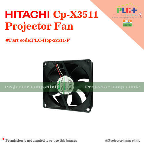 Projector Fan Hitachi Cp X3511 Projector Fan Importer