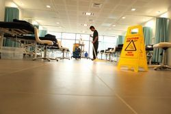 Hospital Cleaning Services