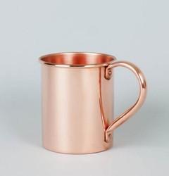 WEDDING Copper Moscow Mule Mug