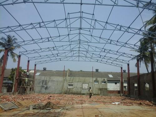 Factory Shed Construction Service In Thiruverkadu Chennai