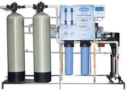 RO UV Water Treatment Plant