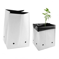 Grow bag in madurai tamil nadu plant grow bag manufacturers in white inner black square grow bags size 40 24 24 solutioingenieria Images