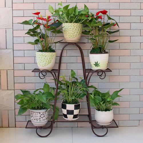 Outdoor Plant Pot Stand At Rs 2850