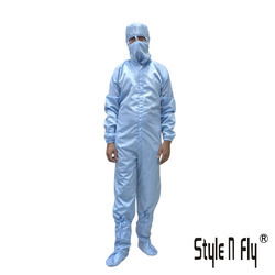 Clean Room Antistatic/ESD Coverall