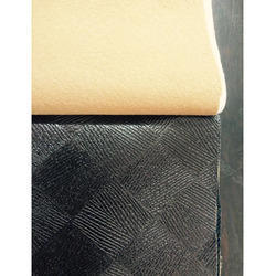 Softy Embossed PVC Artificial Leather