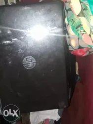HP Black Laptop, Screen Size: 15.6