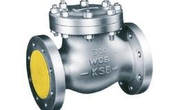 Swing Check Valves