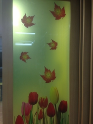 Etched Glass in Chennai, Tamil Nadu | Suppliers, Dealers ...
