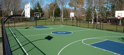 Basketball Court Construction Service In Thane West