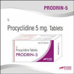 Procyclidine HCL
