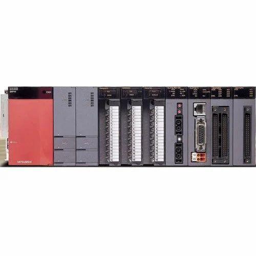 Q172DCPU Q170mcpu-si Mitsubishi Q Series PLC, 24 V DC, Rs