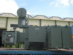 Three Phase Generator Transformer , Capacity : 25 MVA 110KV