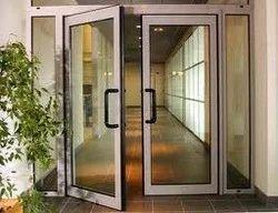 Powder Coated Aluminium Doors