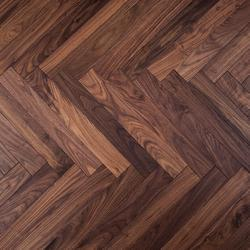 Herringbone Walnut Wooden Flooring