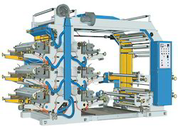 Non Woven PP Fabric Printing Machine