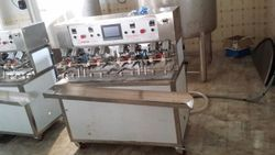 Shape Pouch Filling And Sealing Machine