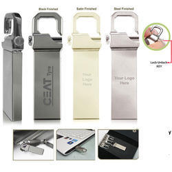 USB Key-Lock Pendrive
