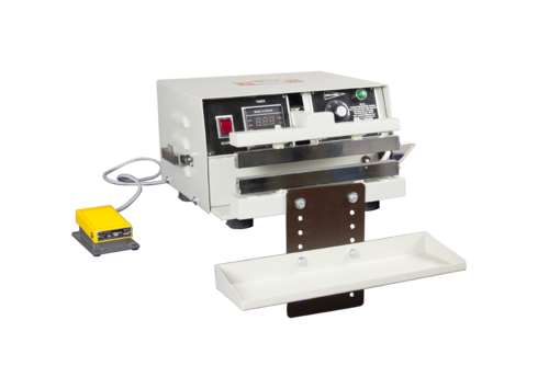 Sealing Machines - Impulse Foot Sealing Machine Manufacturer from Mumbai