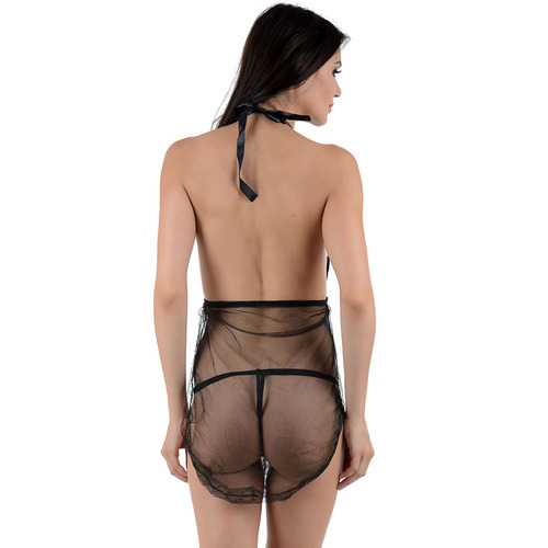 05735e9866e Free Size Baby Doll Women's Side Open Transparent, Rs 145 /set | ID ...