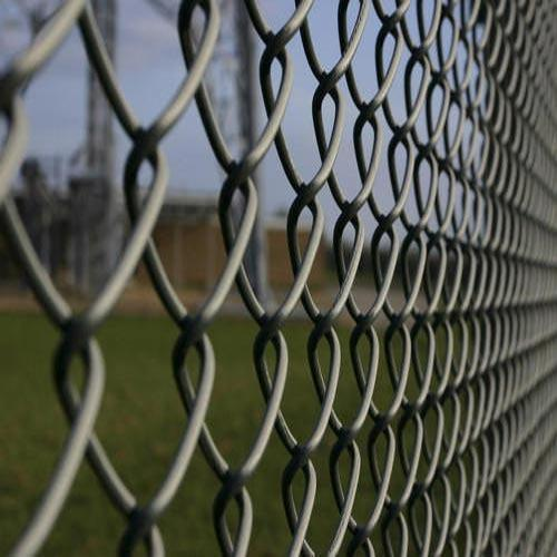 Chain Link Fencing - PVC Coated Chain Link Fencing Manufacturer from