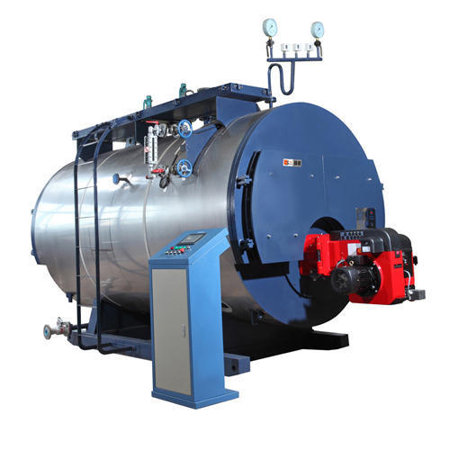 Horizontal Steam Boiler at Rs 3000000 /piece | Horizontal Steam ...