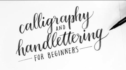 online calligraphy hand writing training