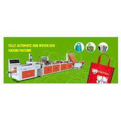Automatic Non Woven Fabric Bag Machine