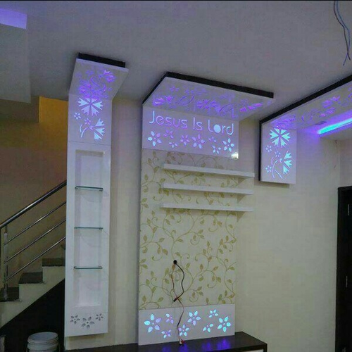 Interior Design In India Hyderabad: Manufacturer Of False Ceiling & Cup Board By My Home
