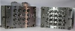 P20- Silver Industrial Plastic Product Mould, For Injection Moulding