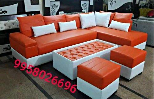 Brand New L Shape Sofa Set