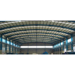 Pre Building Structural Fabrication Services
