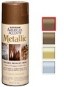 Rust Oleum American Accents Designer Metallic Spray Paint