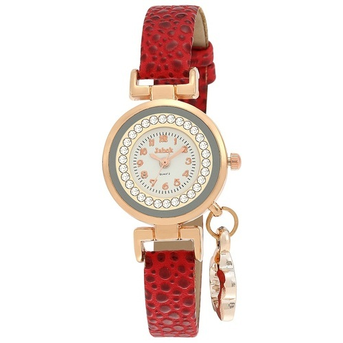 strap burton and olivia silver mix rose bracelet medium amp gold wonderland watches watch