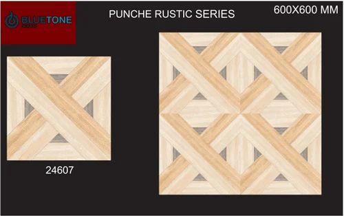 Rustic Punch Ceramic Floor Tiles