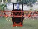 Orange, Black Htp Boom Sprayer, Model Name/number: Ch-400-b20, Boom Size: 20