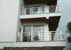 Steel 304 balcony railing