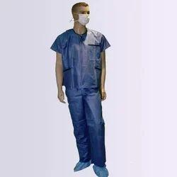 Non Woven Patient Suit