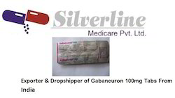 Gabaneuron 100mg Tablets