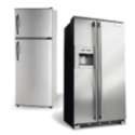 Refrigerators  LG Samsung