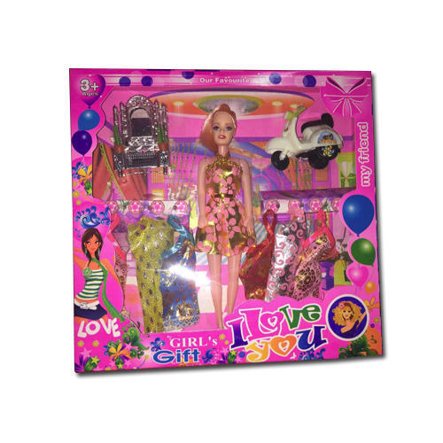 Barbie Doll Set बेबी डोल Saira Toys Delhi Id